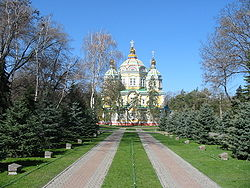 250px Almaty church