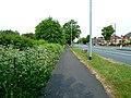 Along the Portway at Shirehampton - geograph.org.uk - 2397905.jpg