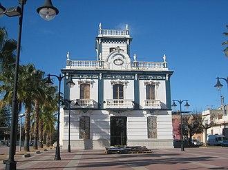Les Alqueries - Town Hall.