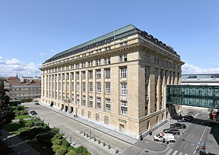 Oesterreichische Nationalbank Austria's central bank