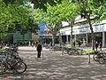 Alstertal-Einkaufszentrum Eingang Richtung S-Bahn.jpg