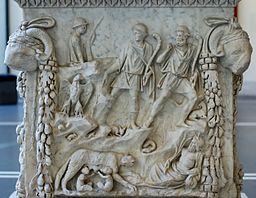 Altar Mars Venus Massimo