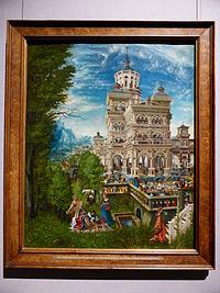 Altdorfer, Albrecht — Susanna im Bade — 1526.JPG