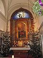 Altmannsdorfer Kirche Altar orig.jpg
