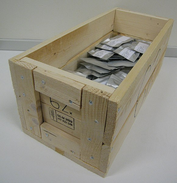 File:Aluminium bags for seed storage at Svalbard.jpg