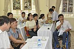 Alumni of IT Training Program for Person with Disabilities gather to share experience (14482655341).jpg