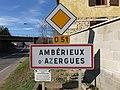 Ambérieux - Panneau entrée depuis Quincieux (fév 2019).jpg