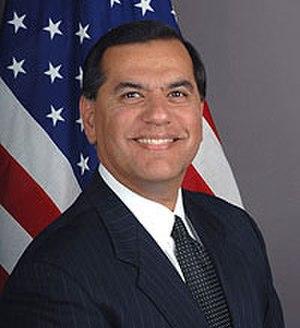 Gaddi Vasquez - Image: Ambassador Gaddi H. Vasquez