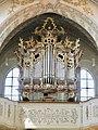 Amberg, St. Georg, Gehäuse von J. K. Funtsch.jpg