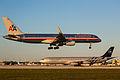 American arriving and Aerolineas departing (13188071133).jpg