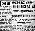 American pastor was murdered for too much war talk 1916.jpg