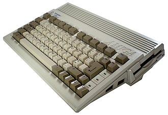 Amiga - Amiga 600