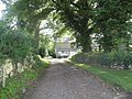 An entrance driveway to Guyzance Hall Estate - geograph.org.uk - 1481506.jpg