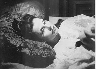 La Quintrala - Ana María Lynch in the film