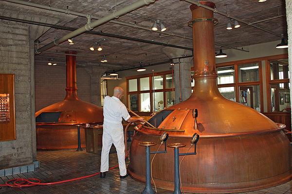 Anchor Brewing Company brewhouse.jpg