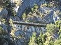 Ancienne route abandonnée dans les gorges du Frou (massif de la Chartreuse).jpg
