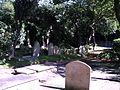 Ancient Chapel of Toxteth - graveyard 2.JPG