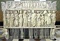 Ancient Roman sarcophagus, Saint Petersburg - Саркофаг Церемония бракосочетания.jpg