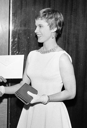 Guldbagge Award for Best Actress in a Leading Role - Bibi Andersson won in 1966/67 for her role in Persona.