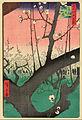 Ando Hiroshige - Plum Garden, Kameido - Google Art Project.jpg