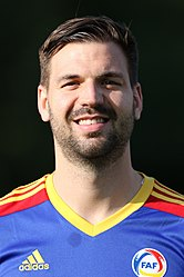 Andorra national football team - Emili García (001).jpg