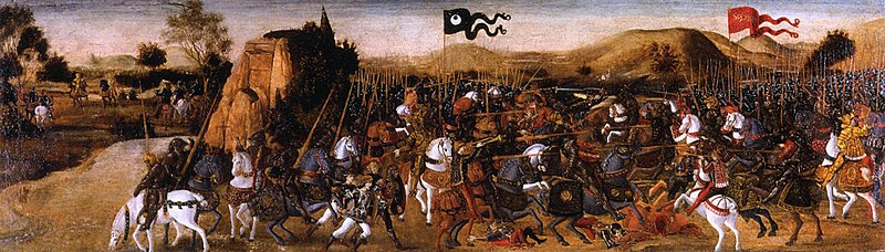 File:Andrea del Verrocchio - The Battle of Pydna - WGA24993.jpg