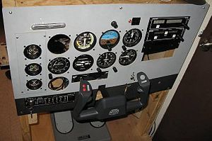 Amateur flight simulation - A homebuilt simulator