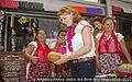 Angélica Rivera de Peña en encuentro y Visita a la escuela de los Voladores de Papantla. (7078341419).jpg