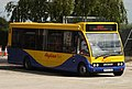 Anglian bus 321 (MX58 XDB) 2008 Optare Solo, 2011 East Anglia Transport Museum Bus & Coach Event.jpg