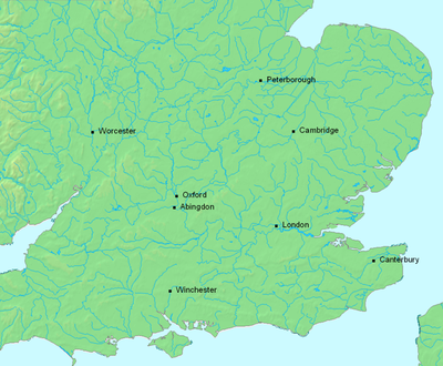 Anglo-Saxon Chronicle - Locations.png