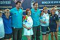 Ankara - BWF World Senior Badminton Championships - WD 70 - Marg & Randi def Bengtsson-Renholm (SWE-FIN) 18 & 18 (11078162803).jpg