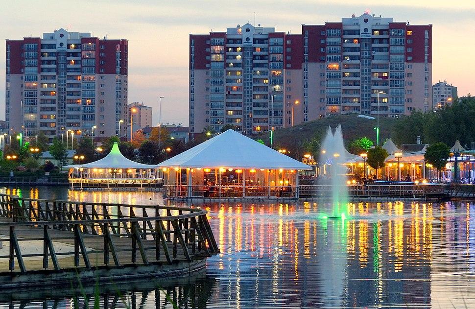 Ankara by night 2013