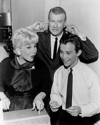 Joel Grey - Grey with Don Porter and Ann Sothern on The Ann Sothern Show, 1960