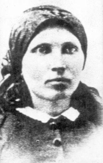 Yngsjö murder - Image: Anna Månsdotter