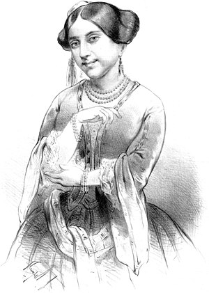 Haydée - Anne-Benoîte-Louise Lavoye as Haydée