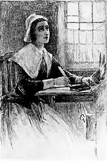 Anne Bradstreet Anglo-American poet