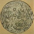 Anoniem, Medaillon met voorstelling van David en Goliath (?) - Médaillon représentant David et Goliath (?), KBS-FRB.jpg