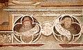 Antonio vite e collaboratore, arbor vitae, trasfigurazione e miracolo della madonna della neve, 1390-1400 ca., famiglia francescana 04.jpg