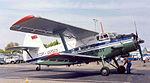AntonovAH-2 N707WA (25402164466).jpg