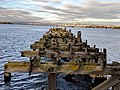 Antony Gormley - 6 Times sculpture - Leith Docks.jpg