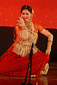 Anu Sinha Kathak Performance at Shakuntalam Theatre, ITPO..JPG