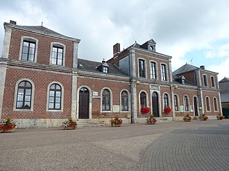 Any-Martin-Rieux - The Town Hall