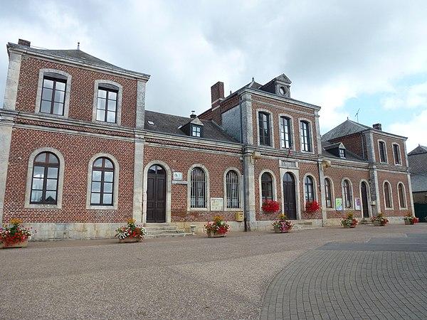 Photo de la ville Any-Martin-Rieux