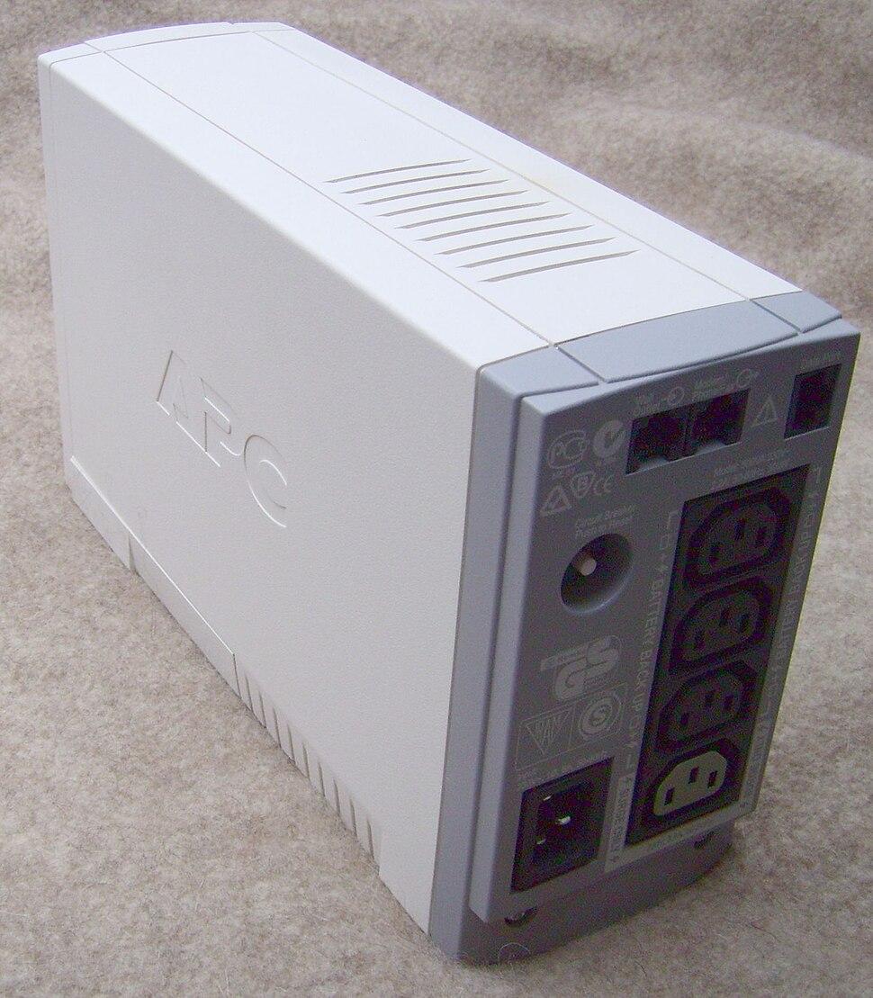 Apc ups rs500 05