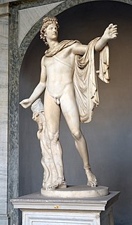 Apollo God in Greek mythology