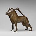 Aquamanile in the Form of a Lion MET DP123803.jpg