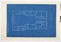 Arbetsritning, fastigheten nr 4 Hamngatan. Elektrisk installation, värmeledning m. m - Hallwylska museet - 105287.tif