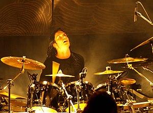 Arch Enemy - Arch Enemy drummer Daniel Erlandsson