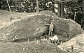 Archaeological excavation in Apuolė in 1931.jpg