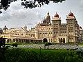 Architecture of Mysore Palace, Karnataka.jpg